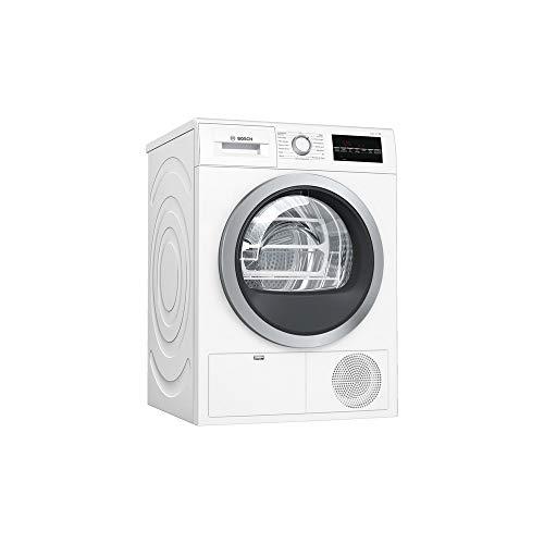 Sèche linge Condensation Bosch WTG85409FF - Condensation électronique - Chargement Frontal -...