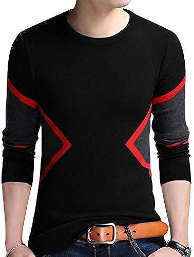 Round Neck Cotton T Shirt For Men