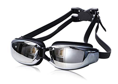 Best Competitive Anti Fog Swimming Goggles – Non Leak - UV Protection Swim Goggles
