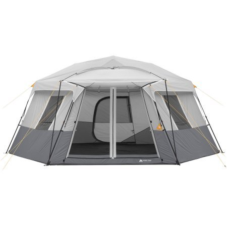 Ozark Trail 11 Person Instant Hexagon Cabin Tent 17 X 15