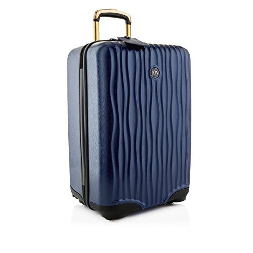 Joy Mangano Hardside Medium Carry-On Luggage, Navy