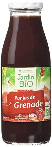 Jardin Bio - Pur Jus de Grenade bio - 50 cl
