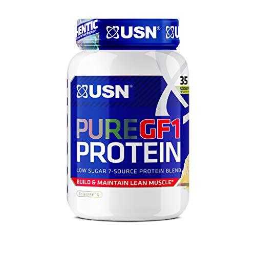 USN Pure Protein GF-1 Protein Shake Vanilla, 1 kg