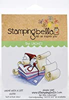 Stamping Bella Cling Stamps-Gnome W/A List