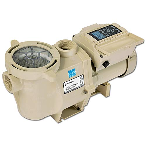 Pentair 11057 VS Plus SVRS Variable Speed in Ground Pool Pump