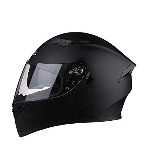 Off-road outdoor motorfiets elektrische helm rijden sporthelm beschermende fietshelm-Yahei_XL