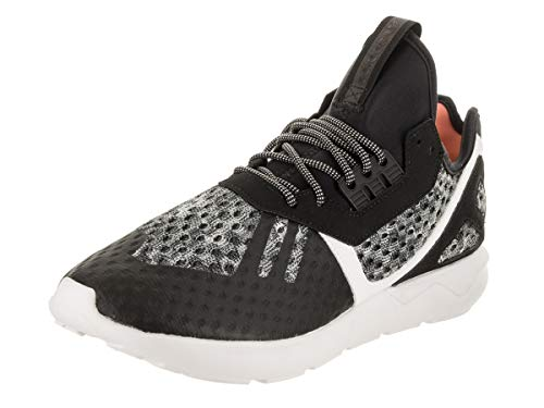 adidas Men's Tubular Runner Originals Black/White/Sun Gold Running Shoe 11 Men US