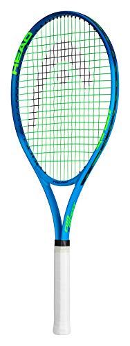 HEAD Ti.Conquest - Raqueta de tenis de titanio con funda protectora (tamaño 4 1/2 pulgadas/L4)