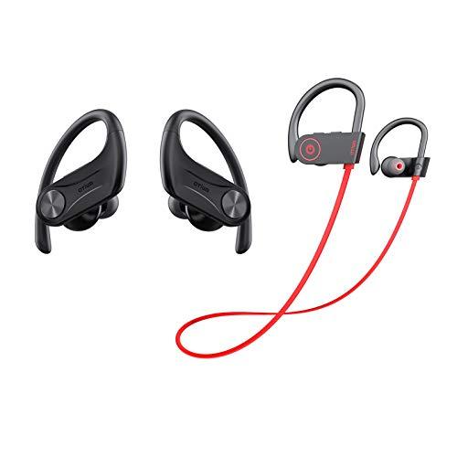 Otium Ture Wireless Sport Earbuds Bluetooth Headphones