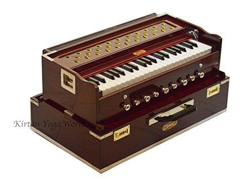 Harmonium Bina n.17 Deluxe 3.5 octaves tragbar, Konzertmodell original, Autorisierter Händler