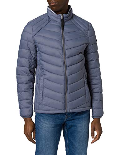 TOM TAILOR Herren 1024068 Lightweight Steppjacke, 11281-Dove Grey, XL