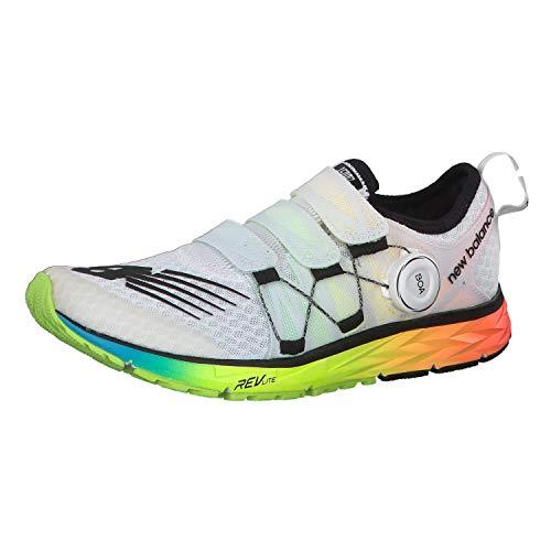 New Balance 1500v4 Boa, Zapatillas de Running para Mujer, Blanco (White/Multicolor Ww4), 40.5 EU