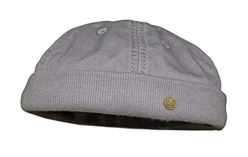 MADSea Dockercap Cap ohne Schirm Mütze grau