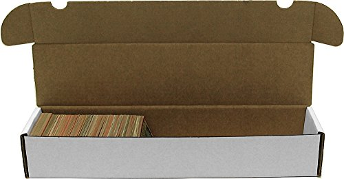 (10) BCW Trading Card Storage Box - Holds 825 Standard Cards - #BCW-BX-930 image