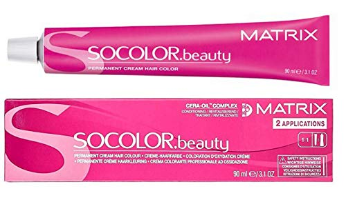 Matrix SoColor Beauty Hair Colour, 2N Black Neutral 90 ml by Matrix SoColor Beauty