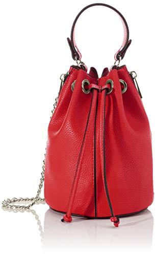 MARCO TOZZI Damen 2-2-61014-24 Bowling Tasche, Rot (Red), 14,5x21,5x14,5 cm