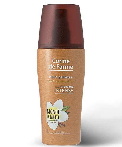 Corine de Farme huile divine pailletée spray 150ml- (for multi-item order extra postage cost will be reimbursed)