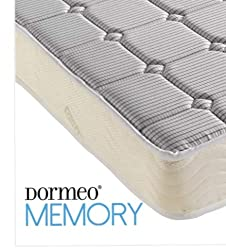 """Our multi-award winning """"Which Best Buy"""" mattress with a carbon fibre enriched cover that creates an anti-static barrier against dust particles in the air, ensuring a hygienic sleep surface 3cm of luxuriously thick memory foam plus 14 cm of breathabl..."""