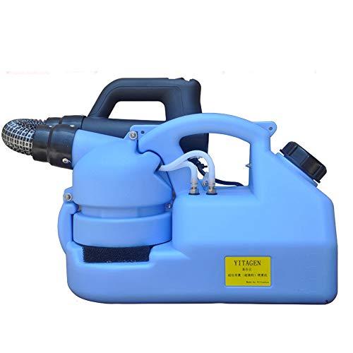 MOLINGXUAN Pulverizador, 7L eléctrico ultrabajo Capacidad pulverizador atomizador/Soplante de Alta presión para la prevención de epidemias Jardín o desinfección en los Lugares públicos