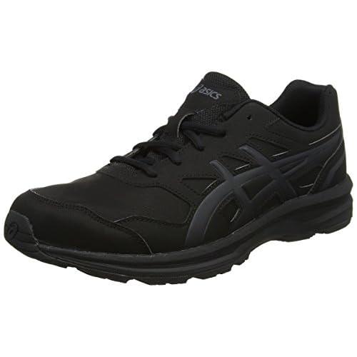 ASICS Gel-Mission 3, Walking Shoe Womens, Black/Carbon/Phantom, 37 EU