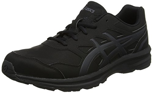 ASICS Damen Gel-Mission 3 Walkingschuhe, Schwarz (Blackcarbonphantom 9097), 42.5 EU