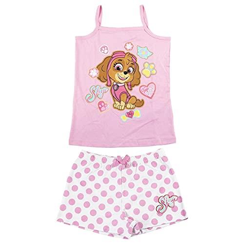 CERDÁ LIFE'S LITTLE MOMENTS Rosa Pijama Paw Patrol Niña de Color Licencia Oficial Nickelodeon, 4 años para Niñas