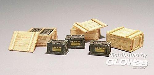 USA scatole di Legno Munizioni - Vietnam (01:35)
