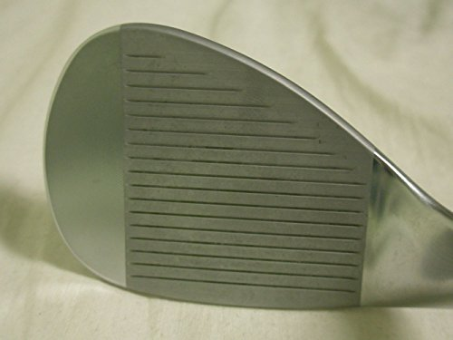 Product Image 2: Titleist Vokey SM6 Tour Chrome Wedge Right 58 4 L Grind True Temper Dynamic Gold Steel Wedge