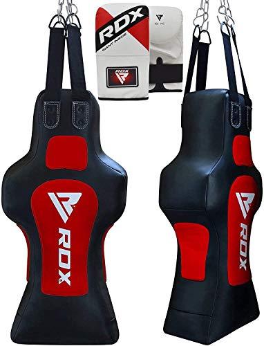 RDX MMA Uppercut Sacos De Boxeo Torso Maniquí Pad Cuerpo Bo
