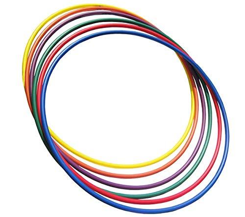 Gy166P - Aros de plástico de 24 pulgadas - 1 docena
