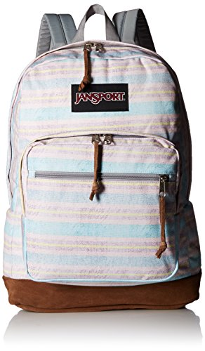 JanSport Right Pack Expressions Laptop Backpack - Beach Stripe