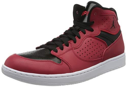 Nike Jordan Access, Scarpe da Basket Uomo, Gym Red/Black/White