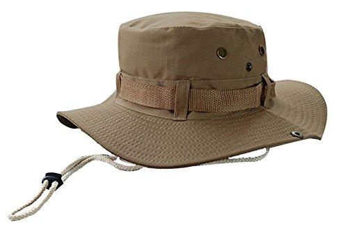 Pêche Mode Hat Outdoor Sun Visor Hat Protection UV Chapeau Homme