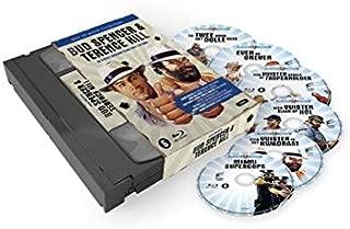 Bud Spencer & Terence Hill Collection - 6-Disc BoxSet ( I due superpiedi quasi piatti / Pari e dispari / Chi trova un amico trova un tesoro / Nati con la ca [ Blu-Ray, Reg.A/B/C Import - Netherlands ]