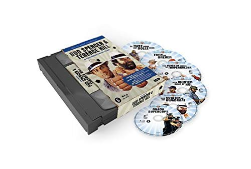 BLU-RAY - Bud Spencer & Terence Hil Collection (Limited Edition) (1 BLU-RAY)