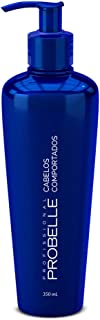 Cabelos Comportados 350g, Probelle Cosmeticas Profissionais, Azul