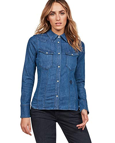 G-STAR RAW Tacoma Slim Blouse voor dames
