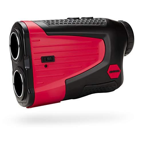 AILEMON Pro 1200 Yard Laser Rangefinder, 6X Magnification, Extra Long Distance Ranging, Golf/Bow/Archery/Hunt Range Finder, Quick Scan & Fast Lock, Slope Measurement, Rechargeable Battery