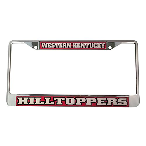 Western Kentucky University License Plate Frame