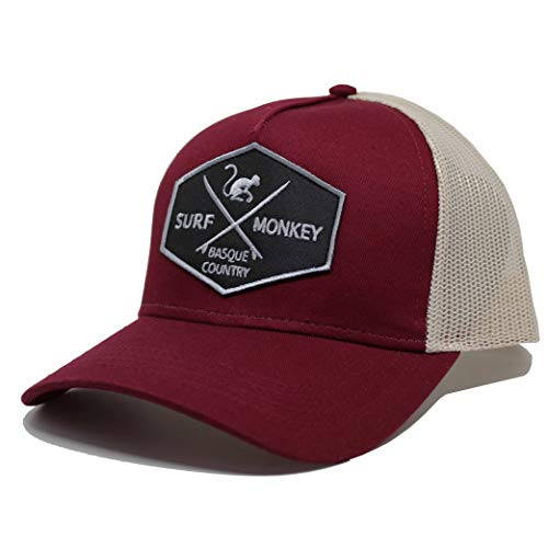 DRESSED IN MUSIC PLAY WITH ME Gorra Tipo Trucker - Visera Curvada...