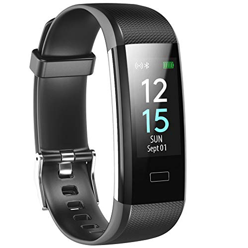 MROTY Italia | Orologio Fitness Uomo Donna, Fitness Tracker, Smartwatch, Cardiofrequenzimetro, Impermeabile IP68, Conta Passi, Activity Tracker - per Android ed iOS - Ultimo Modello
