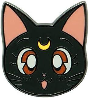 Sailor Moon Luna Mujer Pin multicolor, Metal,