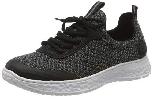 Rieker N4174 Sneakers voor dames, voorjaar/zomer