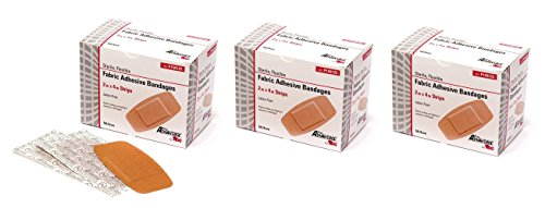 ProAdvantage P150125 Flexible Large Adhesive Bandages