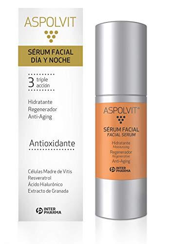 ASPOLVIT – Sérum facial hidratante antiedad y antioxidant