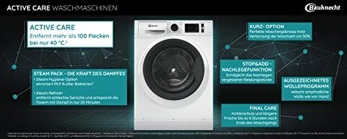 Bauknecht W Active 711 C Waschmaschine