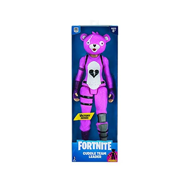 Toy Partner- Figura Cuddle Team Leader 30 CM, Multicolor (FNT0081) 3