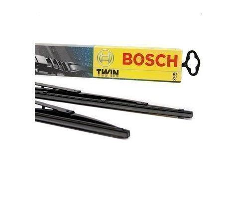 1 Set BOSCH TWIN Scheibenwischer Wischerblätter e39 + Touring 3397001539