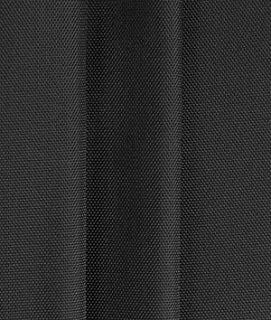 Black 400 Denier Coated Pack Cloth Fabric - by the Yard