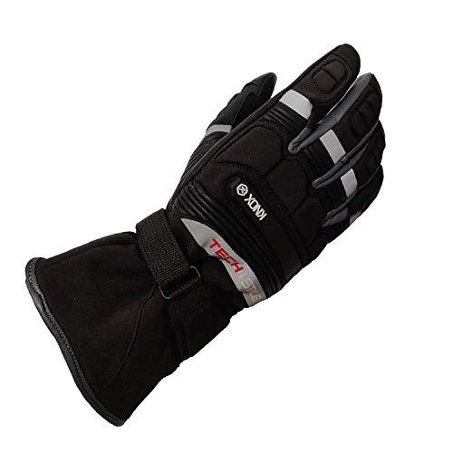 Knox Techstyle Thermo Motorcyce Handschuhe (ohne Bund) - S